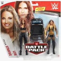 WWE Mattel Trish Stratus/Lita Battle Packs 64 Basic Figures