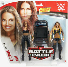 WWE Mattel Trish Stratus/Lita Battle Packs 64 Basic Figures