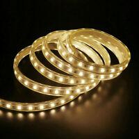 5050 Weißes LED Streifen Leiste Licht Stripe Wasserdicht Lichtband beleuchtung