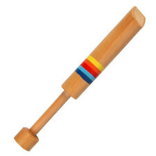 Baby Wooden Flute Whistle Toys Educational Toys Kids Musical Instrument D