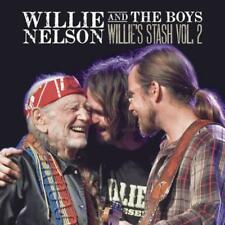WILLIE NELSON AND THE BOYS Willie's Stash Vol. 2 CD BRAND NEW