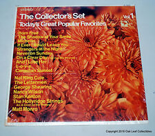 Various – The Collector's Set Vol. 1 - Today's Great Popular Favorites SEALED!