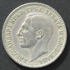 Jugoslawien (Königreich) 1 Dinar 1925
