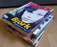 26x SPEX 1993 1994 1995 Musik Pop Zeitschrift Magazin Hefte Postpunk New Wave