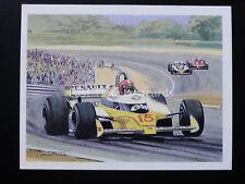 No.27 1979 RENAULT RS11 - F1- History of Motor Racing - Player/Tom Thumb 1986