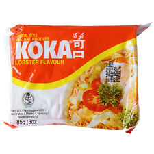 KOKA ORIENTAL STYLE INSTANT NOODLES LOBSTER FLAVOUR - 30 PACKETS
