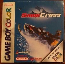 SNOW CROSS pour Nintendo Gameboy Color