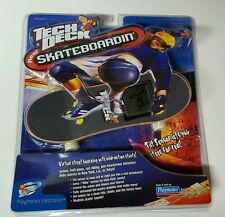 Tech Deck Real Skateboardin' Virtual Street Skateboarding Hand Held Game SEALED