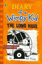 The Long Haul: Book 9 (Diary of a Wimpy Kid) By Jeff Kinney