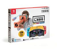 Nintendo Labo Toy-Con 04 VR Kit Starter Set PLUS BLASTER For Nintendo Switch
