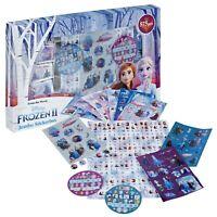575 Pieza disney Frozen Stickerbox Pegatinas Creativo Juego Craft Juguete Arte