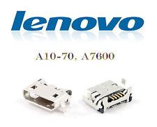NUOVO LENOVO A7600 A10-70 Micro USB Ricarica Charge Porta Connettore Presa Jack