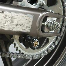 Kawasaki ER6-N ER6N Naked 2012-2016 R&G 10mm cotton reels paddock bobbins