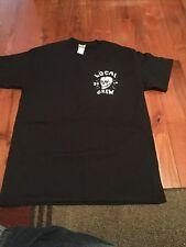 Pearl Jam Original Miami Concert Local Crew T Shirt 2016 Rare Limited
