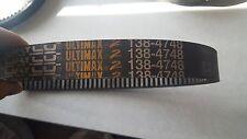 138-4748 Carlisle Ultimax 2 Belt Arctic Cat ZR Aftermarket drive belt