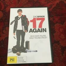 ZAC EFRON. 17 AGAIN DVD