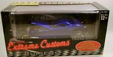 SWOOP COUPE EXTREME CUSTOMS CRUISERS HAWK 1/24 DIECAST
