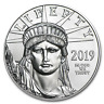 Bank Wire Payment. 2019 1 oz Platinum American Eagle BU (Lot of 10)