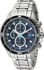 NEW Citizen Eco-Drive Men's Titanium TI+IP Chronograph Watch CA0349-51L SALE!!!