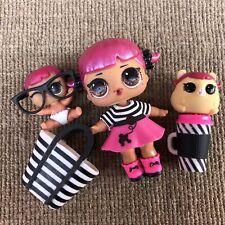 LOL Surprise Big Sister Glam Glitter CHERRY & Lil Cherry Sister & Pet Xmas Gift