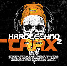 CD Hardtechno Trax Vol.2 von Various Artists
