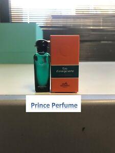HERMES EAU D'ORANGE VERTE EDC (MIGNON) SPLASH - 7,5 ml
