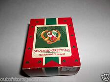 Hallmark Ornament Seasoned Greetings 1987 QX4549 NEW