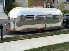 1948 AIRSTREAM LINER (1947 is Year on Title; Serial # is from 1948)