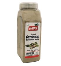 16 oz Bottle Badia Cardamom/Green/Ground/Powder/Seed/Cardamomo/en/Polvo/Molido