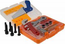 BIECO Werkzeugkoffer 18 teilig Kinder Werkzeuge Kinderwerkzeugkoffer *NEU*