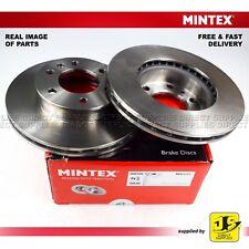 MERCEDES-BENZ SPRINTER T1 V-CLASS VW CRAFTER  MINTEX FRONT DISC MDC1771 PAIR