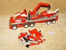 Lego Sets: Designer Sets: Traffic: 4100-1 Maximum Wheels (2003) 100% (35 models)