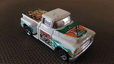 Voiture Miniature Hotwheels « Chevy 1956» 1991 Bon Etat.