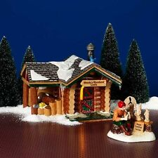 Department 56 Woody's Woodland Crafts 56.55333