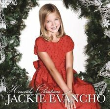 NEW Heavenly Christmas by Jackie Evancho (CD, Oct-2012, Syco Music)
