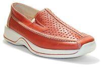 ROHDE Damen Comfort Schuhe Slipper rostrot Echtleder Gr. 37,5 ( UK 4,5 ) NEU