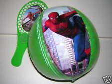 Tap Ball Spiderman Ballon 20cm Raquette