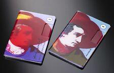 Andy Warhol By Troika Business Card Holder Custodia 7th EDIZIONE LIMITATA Goethe