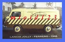 1/43 - Lancia Jolly : FERRERO - 1960 - Die-cast