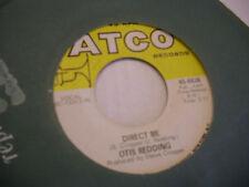 Otis Redding Direct Me/Papa's Got A Brand New Bag 45 RPM ATCO Records VG+