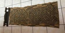 Vintage Textile Tribal African Africa Congo Shoowa Kuba Cloth Wall Hanging