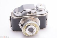 NICE*   TOUGODO COLLY CAMERA (YELLOW) HIT TYPE 14X14MM SUBMINIATURE JAPAN MADE
