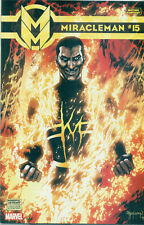 Miracleman #15 Alan Moore Totleben Death Kid Variant A Sealed Marvel Nm/M 2015