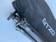 Gitzo G1085 6X Carbon Fiber 4-Section Tripod Legs with Sliding Column & Bag