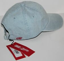 Kith x Coca-Cola Cherries Cap Denim Dad Hat IN HAND Ready to Ship