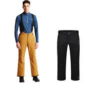 Dare2b Profuse II Men's Waterproof Breathable Ski Trousers Salopettes Gold 3XL