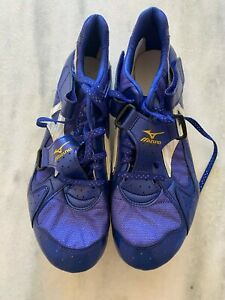 RARE Limited Edition 1500 MIZUNO Track Spike Made In Japan US 10.5 EUR 44