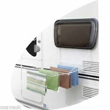 Caravan Motor home Hanging Window Clothes Laundry Small Space Airer Dryer