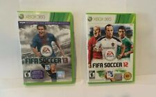 Lot 2 FIFA Soccer 12 & 13 Xbox 360
