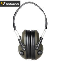 Shooting Molle Headband Advanced Modular Headset Headphone Cover DD